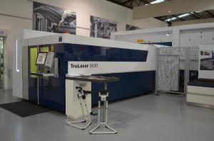 Trumpf 3030 Fibre Laser