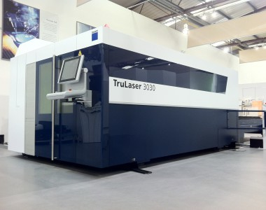 Laser Cutting Machine Trumpf