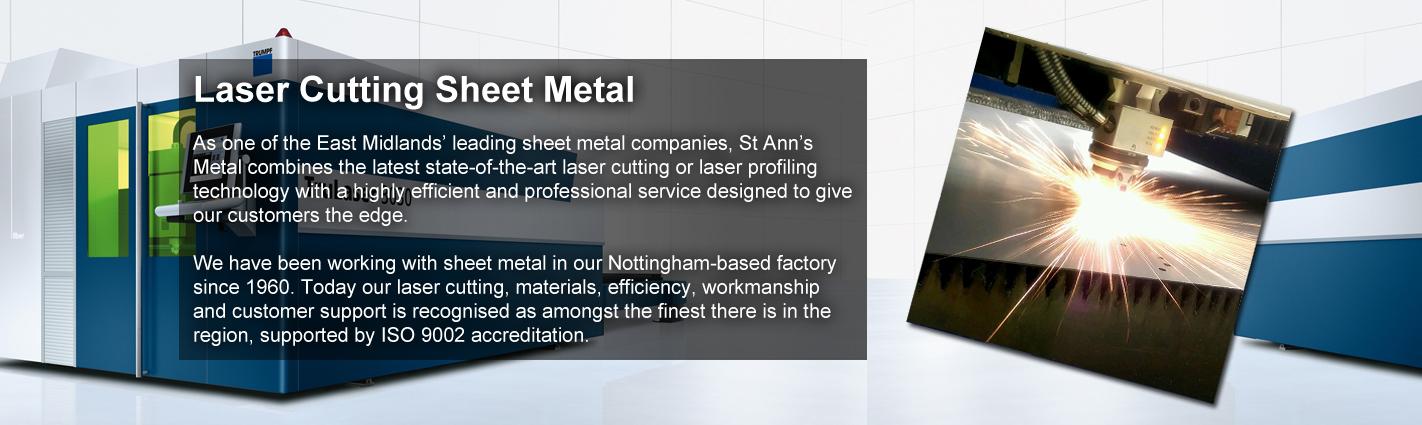 Laser Cutting Sheet Metal
