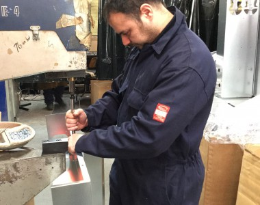 Sheet Metal Machining and fabrication
