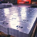 Punching Sheet Metal