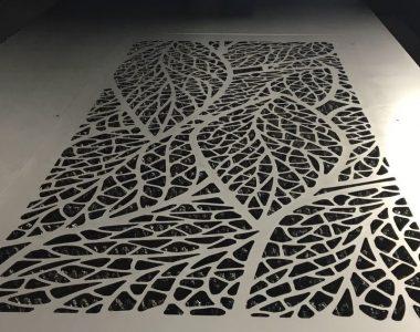 Leaf Decorative Panels