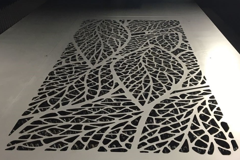 Leaf Decorative Panels