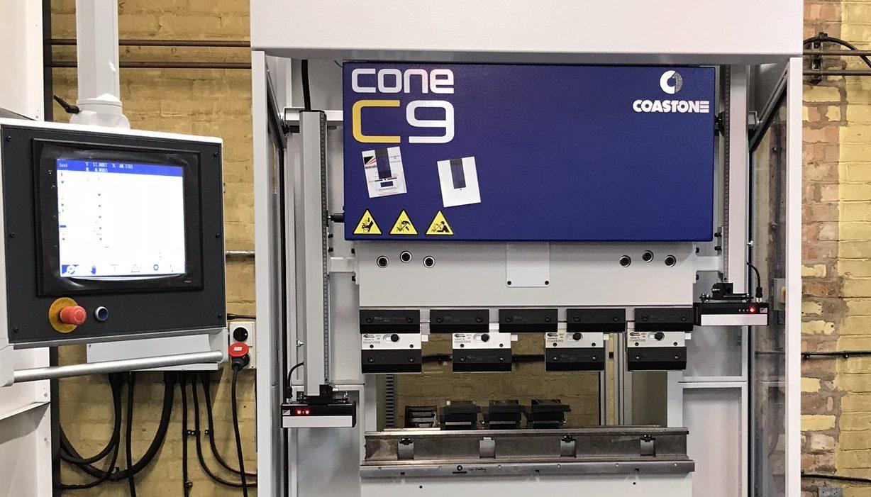 New C9 Pressbrake